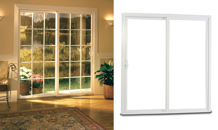 Residential door company in hampton virginia sliding for Residential sliding doors